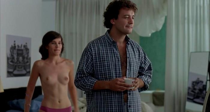 Celia Freijeiro topless Aires Difíciles