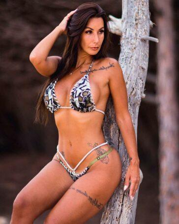 Fani Carbajo Fotos Bikini Sexys Instagram