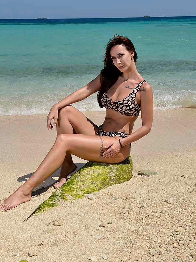 Fani Carbajo Fotos Bikini Sexys Instagram 5