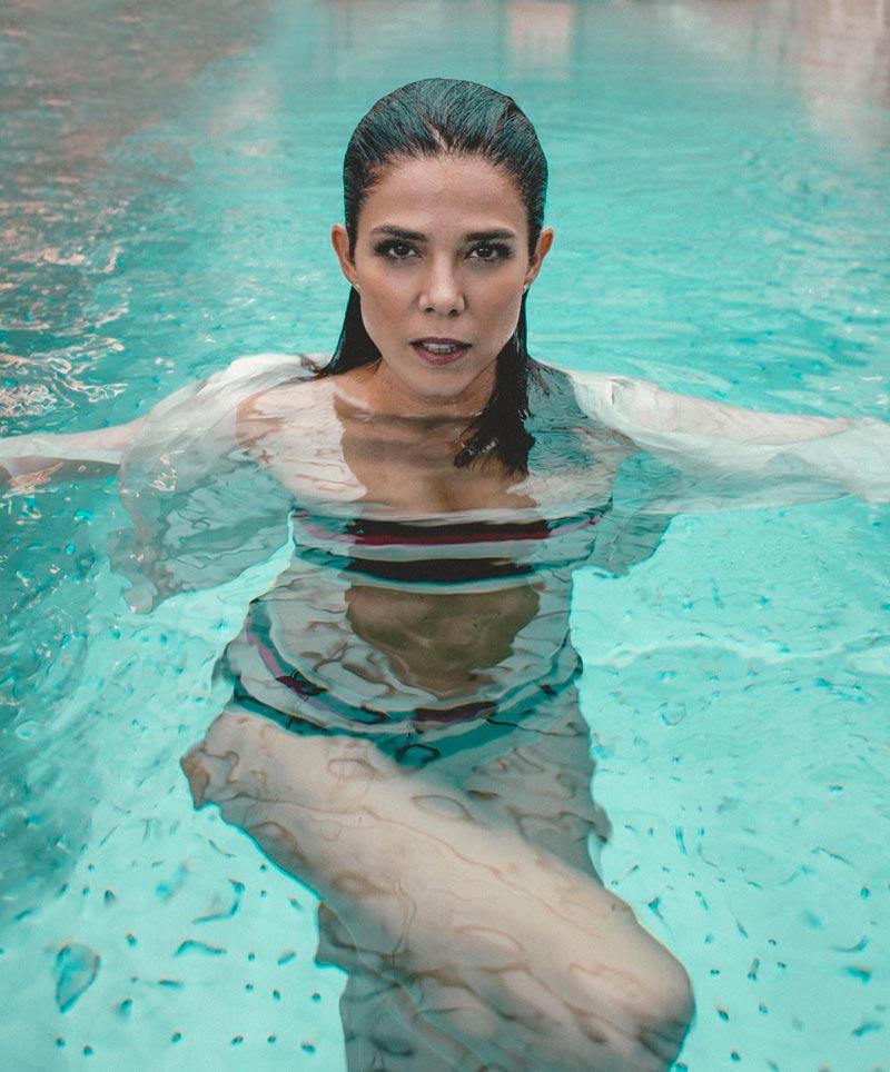 Juana Acosta Bikini Mar 7