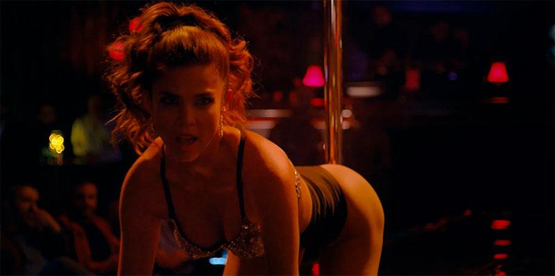Juana Acosta Stripper Lencería Erótica