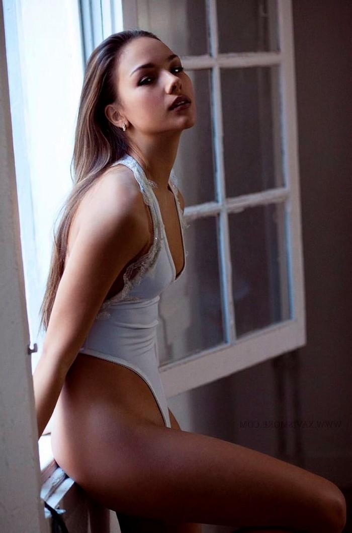 Katerina Safarova belleza eslava televisión