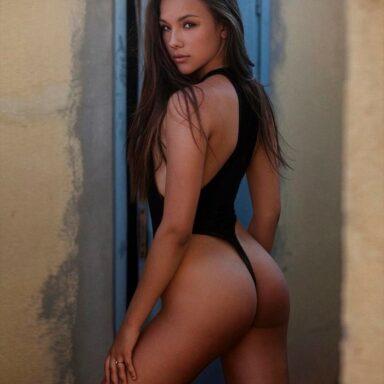 Katerina Safarova espectacular culo