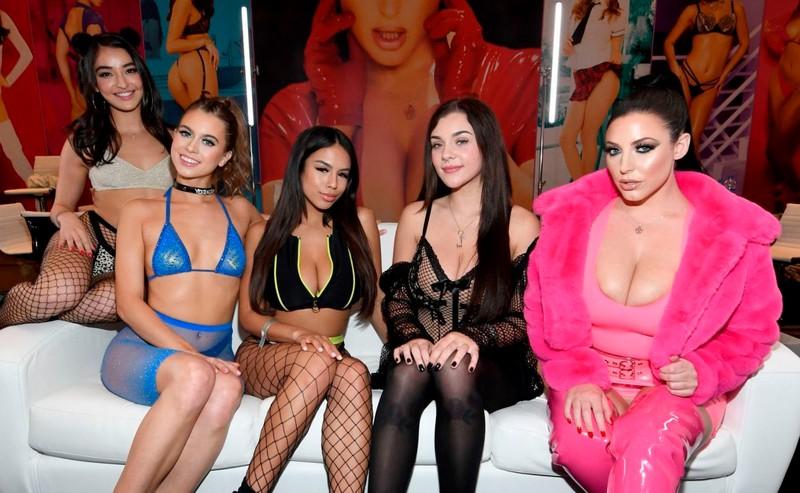 Pornostars AVN Awards 2020