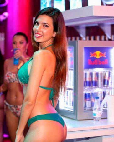 Andrea Gasca concurso bikinis