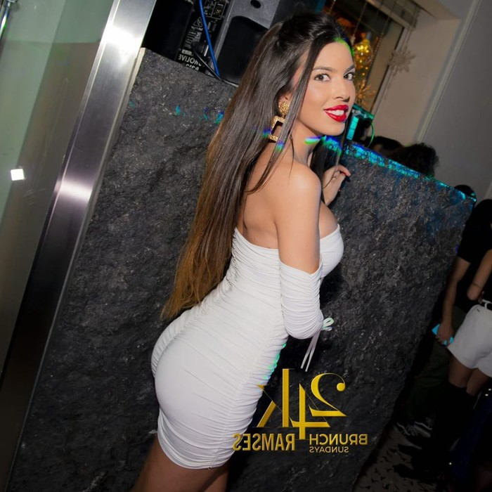 Andrea Gasca foto discoteca