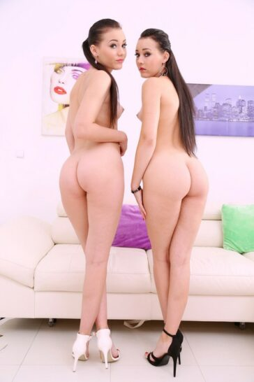 Lady Zee Sandra Zee hermanas gemelas Legal Porno