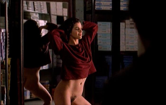 Ruth Gabriel baila desnuda Días Contados