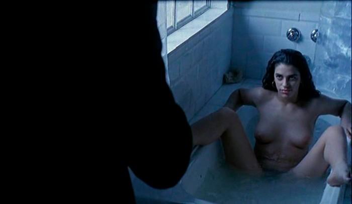 Ruth Gabriel escena sexual Días Contados