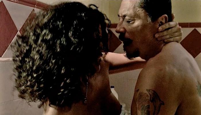 Ruth Gabriel escenas sexuales Malamuerte
