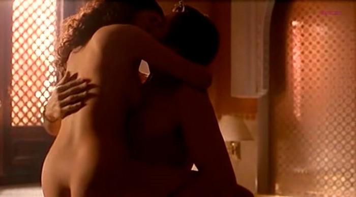 Ruth Gabriel escenas sexuales