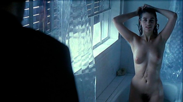 Ruth Gabriel secuencia erótica Días Contados