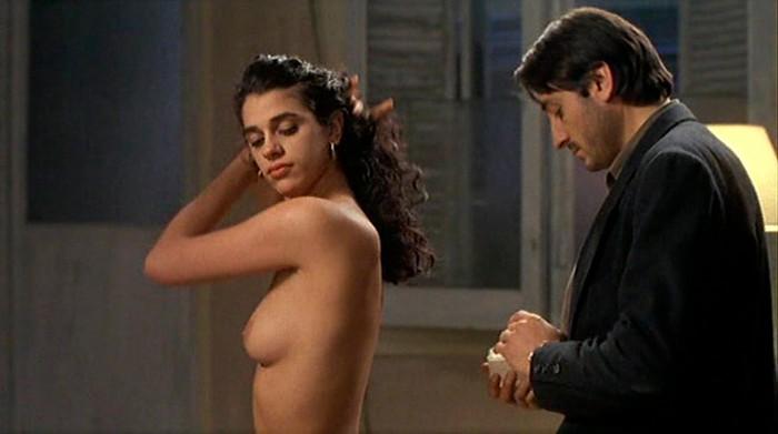 Ruth Gabriel topless Días Contados