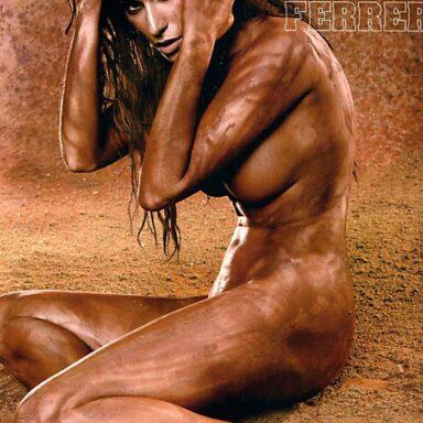 Sonia Ferrer desnuda Interviu presentadora