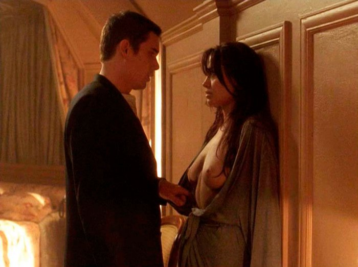 Angelina Jolie escena sexual Vidas Ajenas