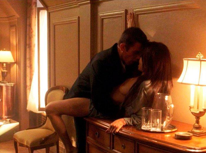 Angelina Jolie follando con Ethan Hawke