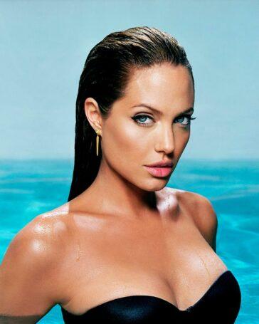 Angelina Jolie Fotos Sexys Guapa Actriz Cine