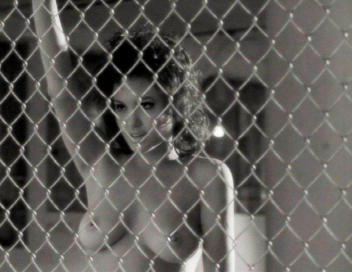 Angelina Jolie lesbiana película Gia
