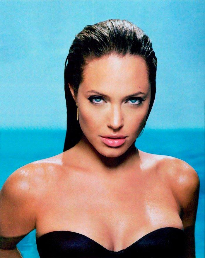Angelina Jolie sex symbol actriz Hollywood