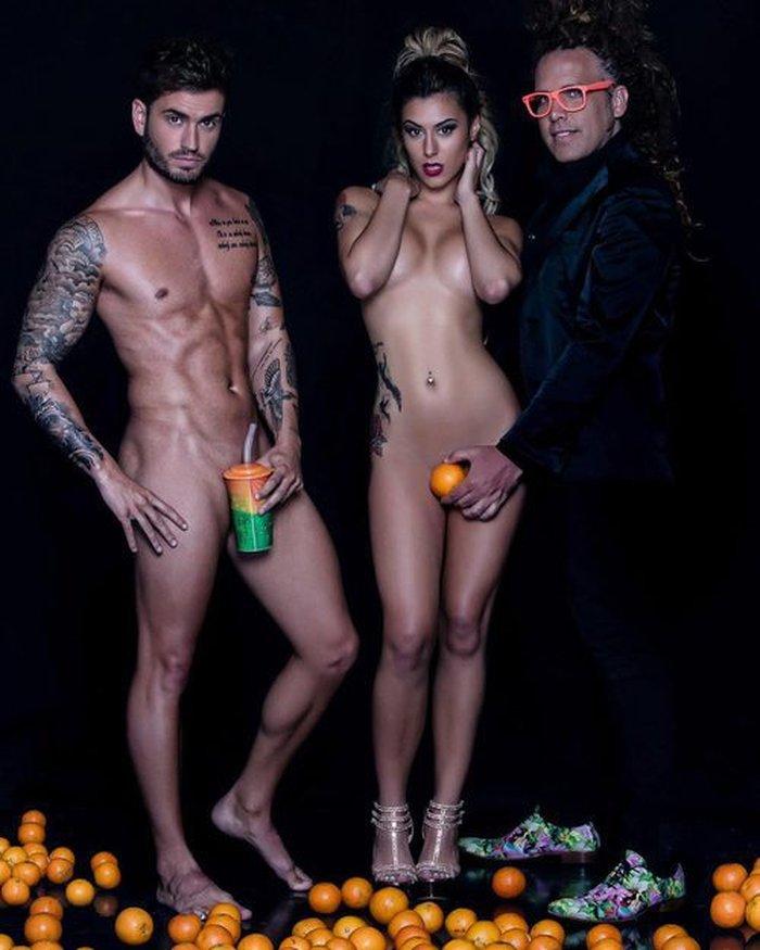 Beatriz Retamal Rodri Fuentes desnudos fotos