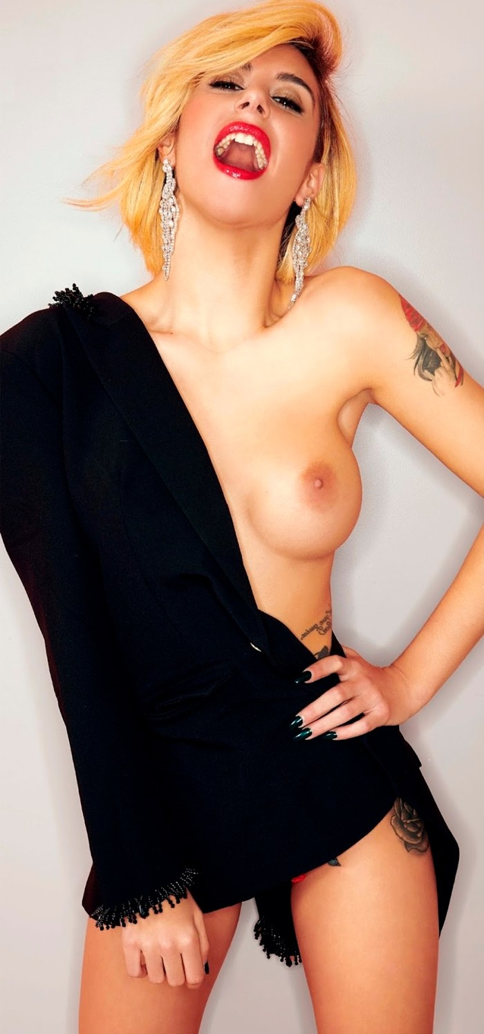Beatriz Retamal desnuda Calendario Interviu 3