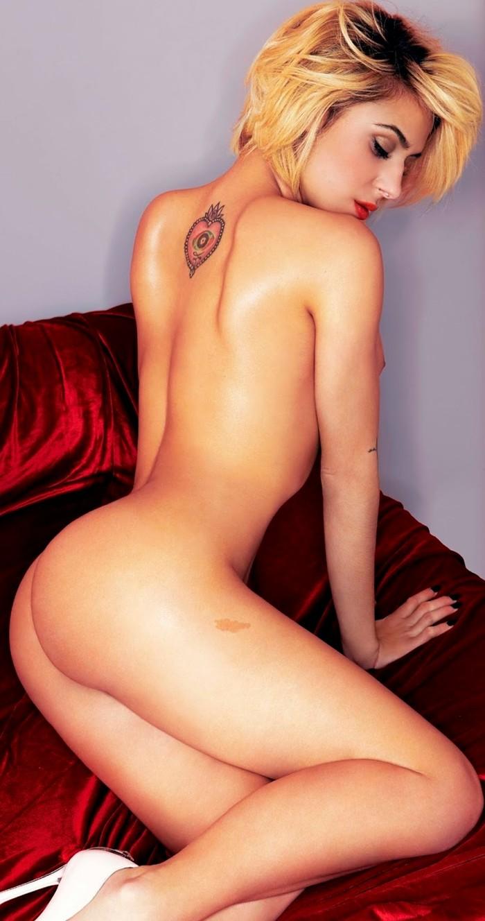 Beatriz Retamal desnuda Calendario Interviu 4