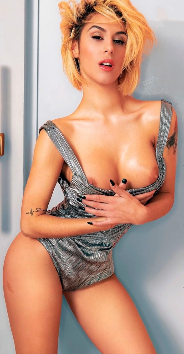 Beatriz Retamal desnuda Calendario Interviu 7