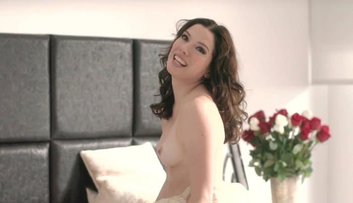 Diana Gómez atractiva actriz española