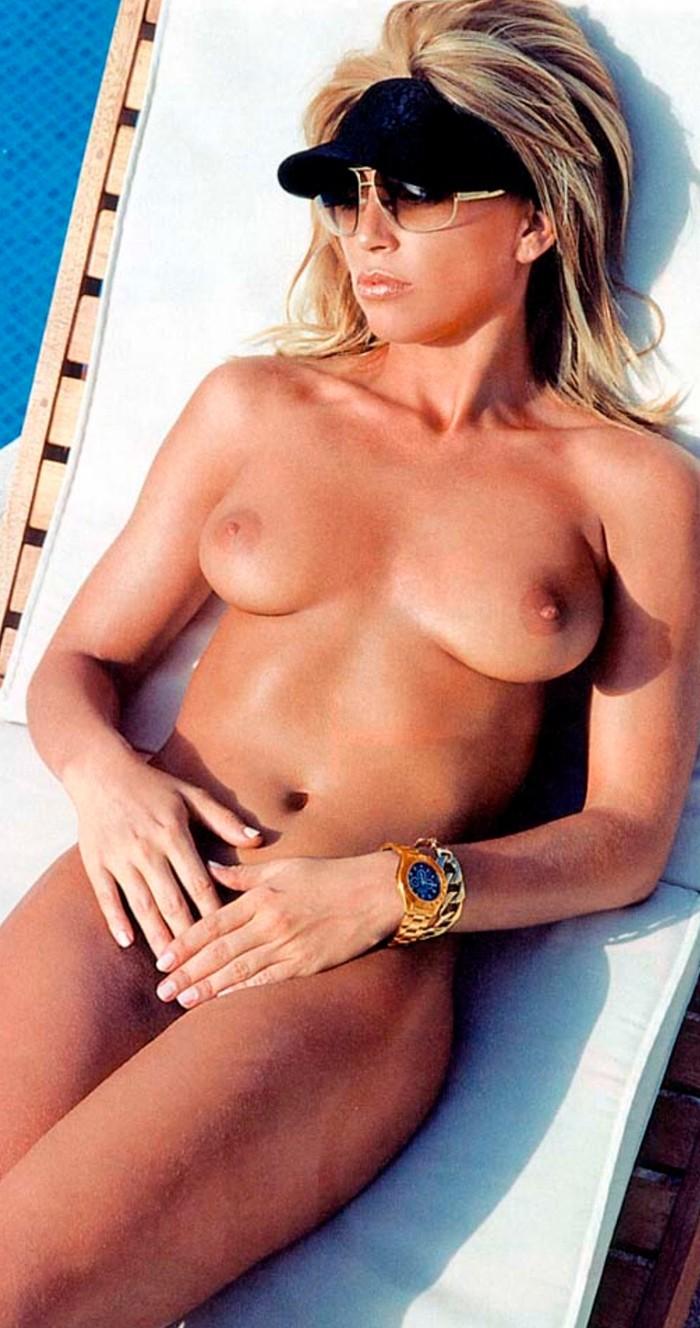 Fotos desnudas Sonia Arenas revista Interviu