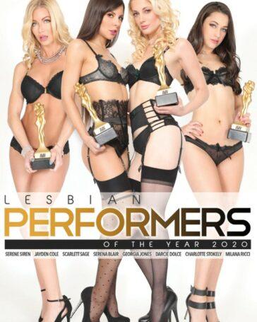 Lesbian Performers Year 2020