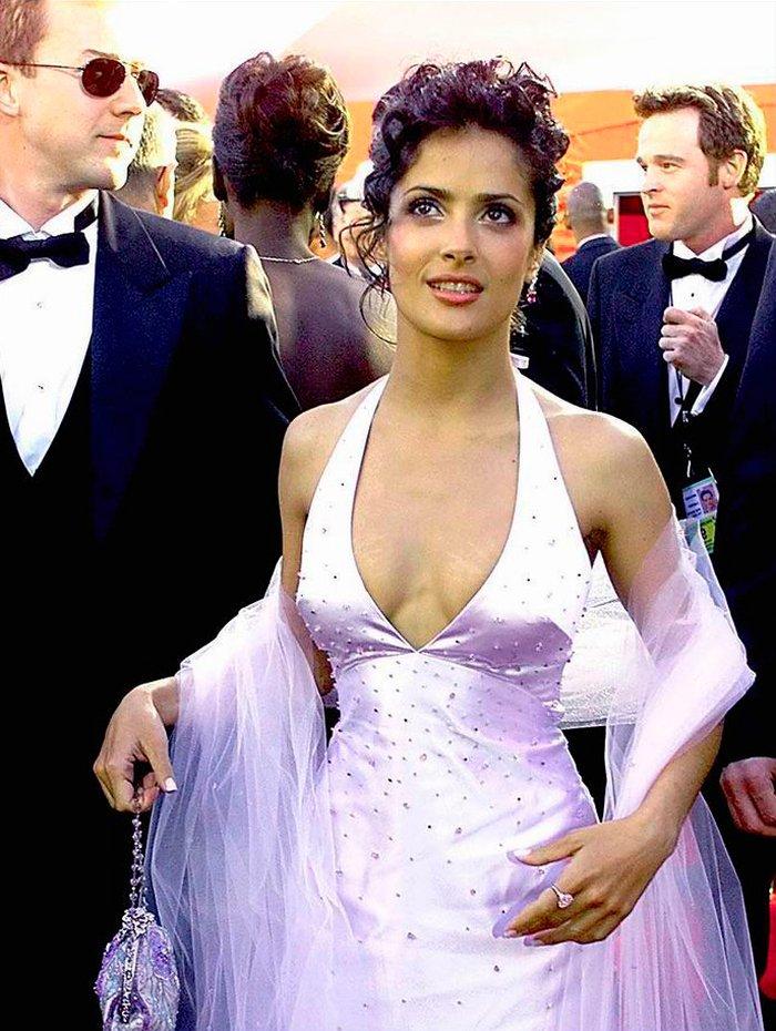 Salma Hayek actriz latina famosa