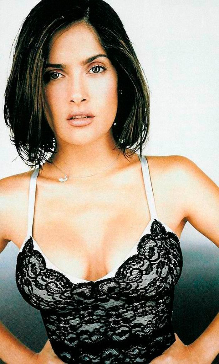 Salma Hayek actriz mexicana mito erótico