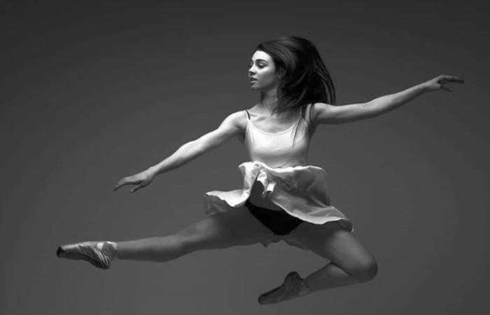 Carmen Climent bailarina artística danza