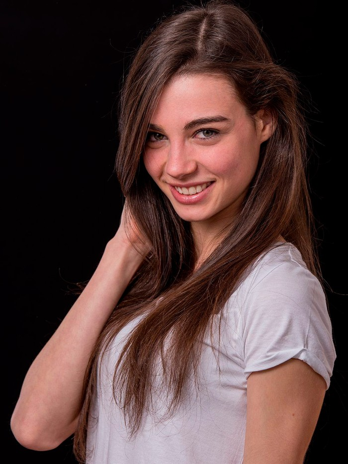 Carmen Climent imagen juvenil hija Imanol Arias