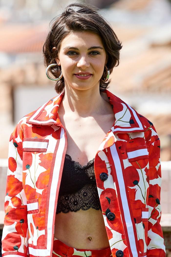 Carmen Climent sujetador lencería