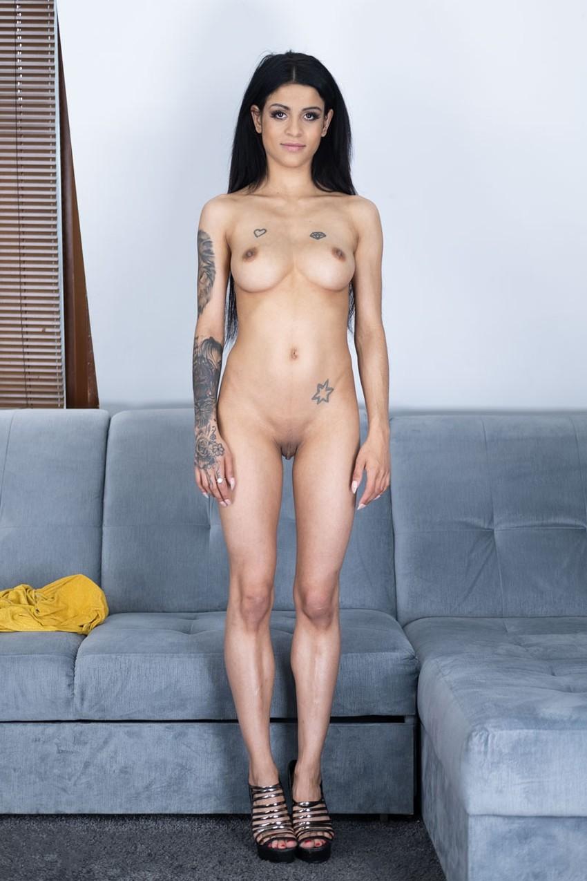 Casting porno Sandra Soul pornostar