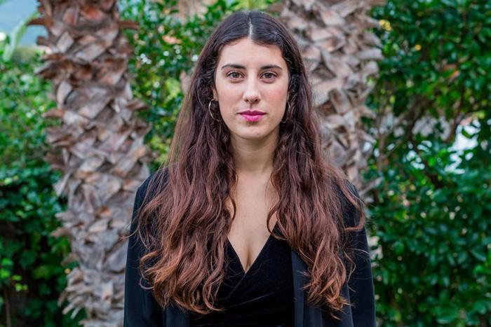 Elena Martín actriz catalana