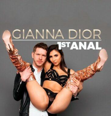 Gianna Dior primer anal
