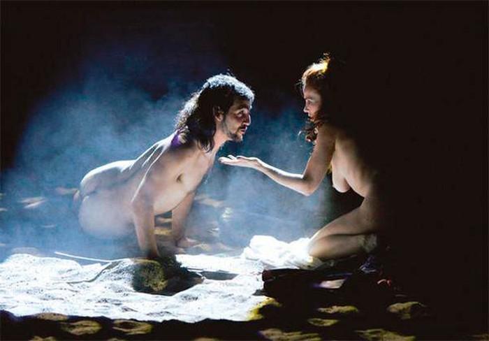 Isabel Pintor desnuda obra teatro Burlador Sevilla