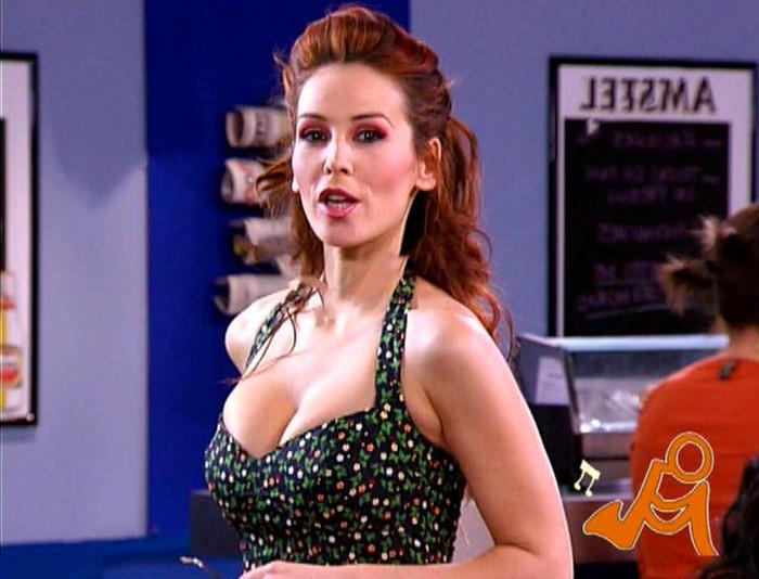 Isabel Pintor vestido sexy top