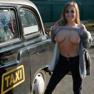 Josephine Jackson tetas Fake Taxi