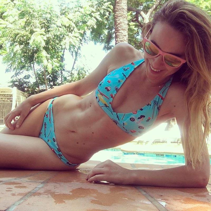 Marta Hazas Fotos Bikinis Sexys Instagram 2