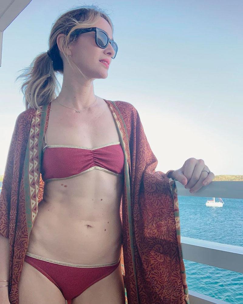 Marta Hazas Fotos Bikinis Sexys Instagram 3
