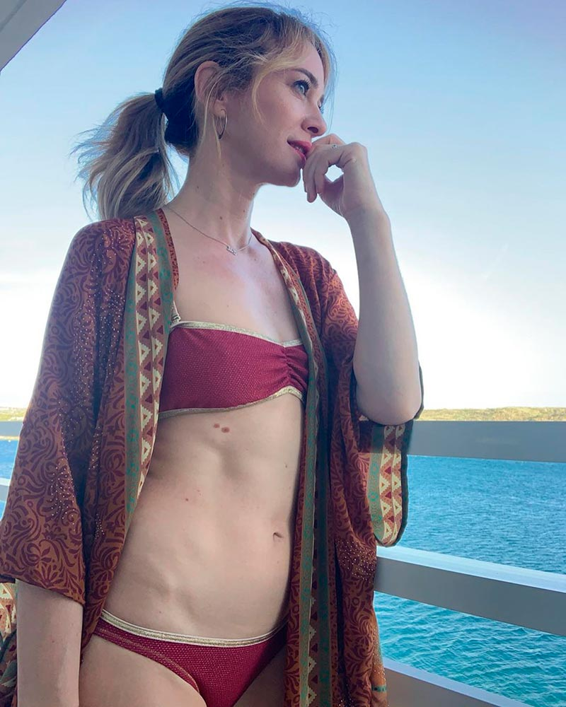 Marta Hazas Fotos Bikinis Sexys Instagram 4