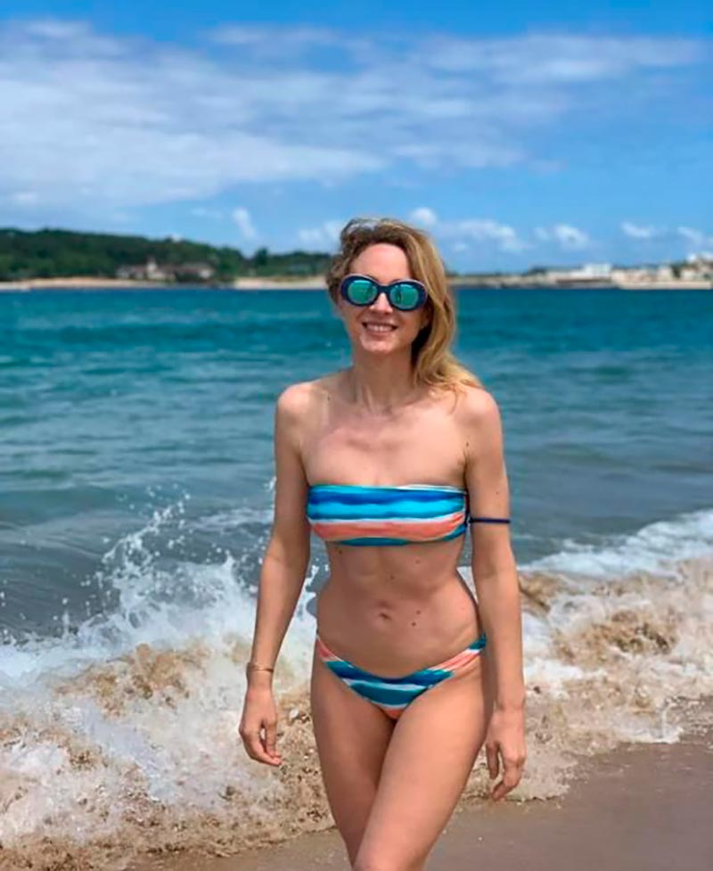Marta Hazas Fotos Bikinis Sexys Instagram