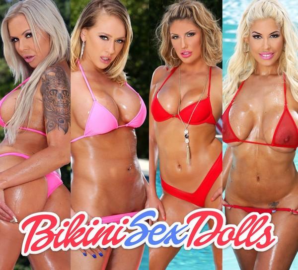 Nina Elle Bikini Sex Dolls