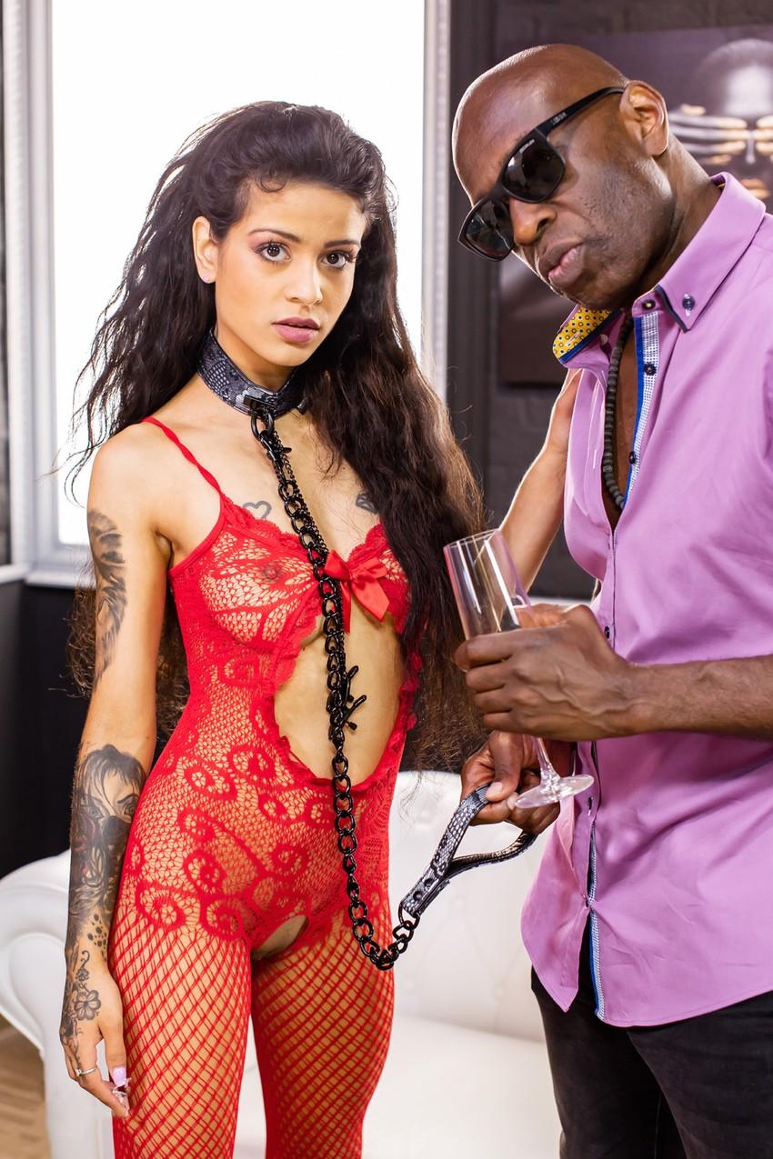 Sandra Soul gitana metida al porno