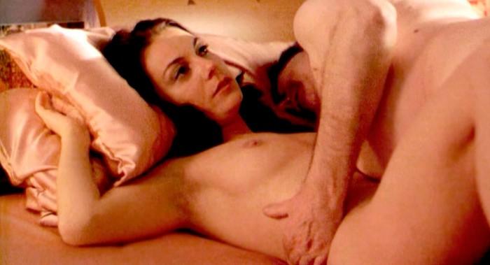 Silvia Espigado sexo película Fugitivas