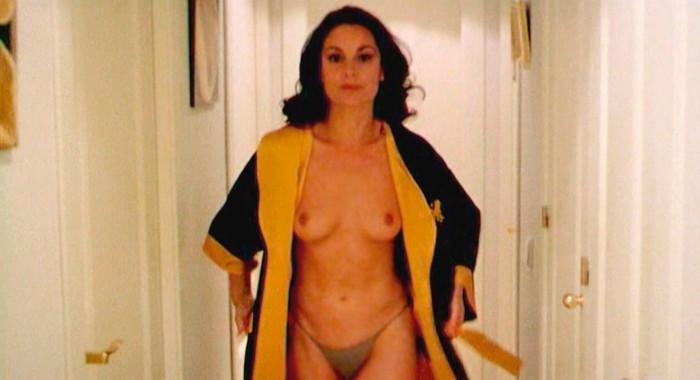 Silvia Espigado topless Fugitivas