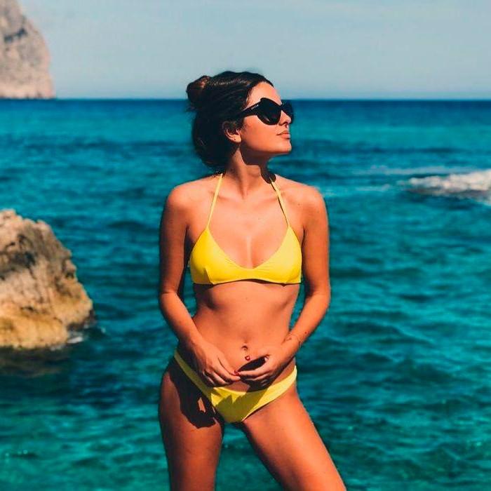 Alexia Rivas fotos bikini Instagram 3